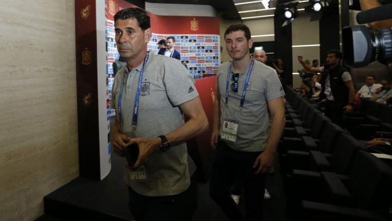 Zyrtare: Fernando Hierro merr drejtimin e Spanjës