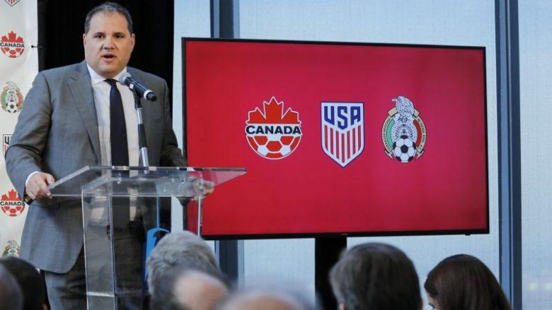 SHBA-ja, Kanada dhe Meksika organizatore të botërorit të vitit 2026