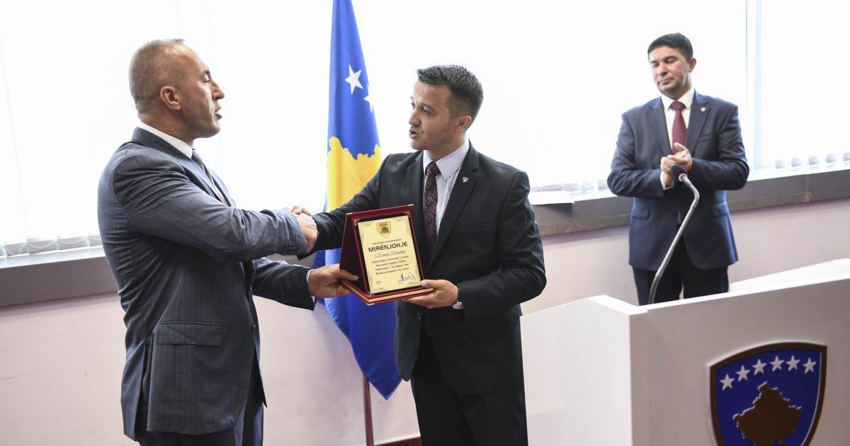 Haradinaj: Komuniteti egjiptian pjesë e të gjitha proceseve shtetndërtuese të Kosovës
