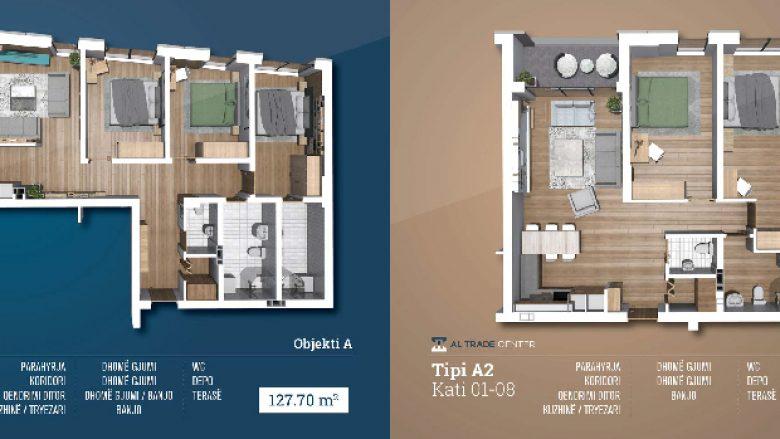 Zgjedh planin e banesës që e ëndërron, mundësi unike në Linda Premium Residence