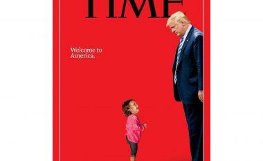 """Revista """"Time"""" ironizon me situatën e emigrantëve në SHBA (Foto/Video)"""