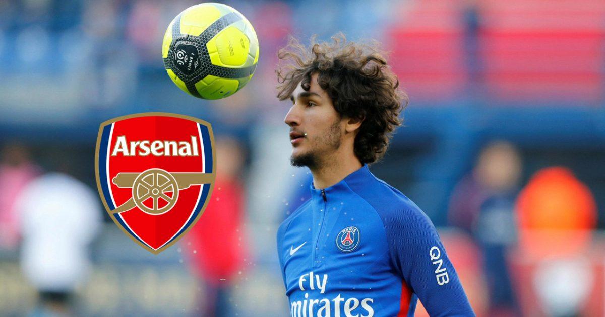 Arsenali siguron shërbimet e talentit Yacine Adli të PSG
