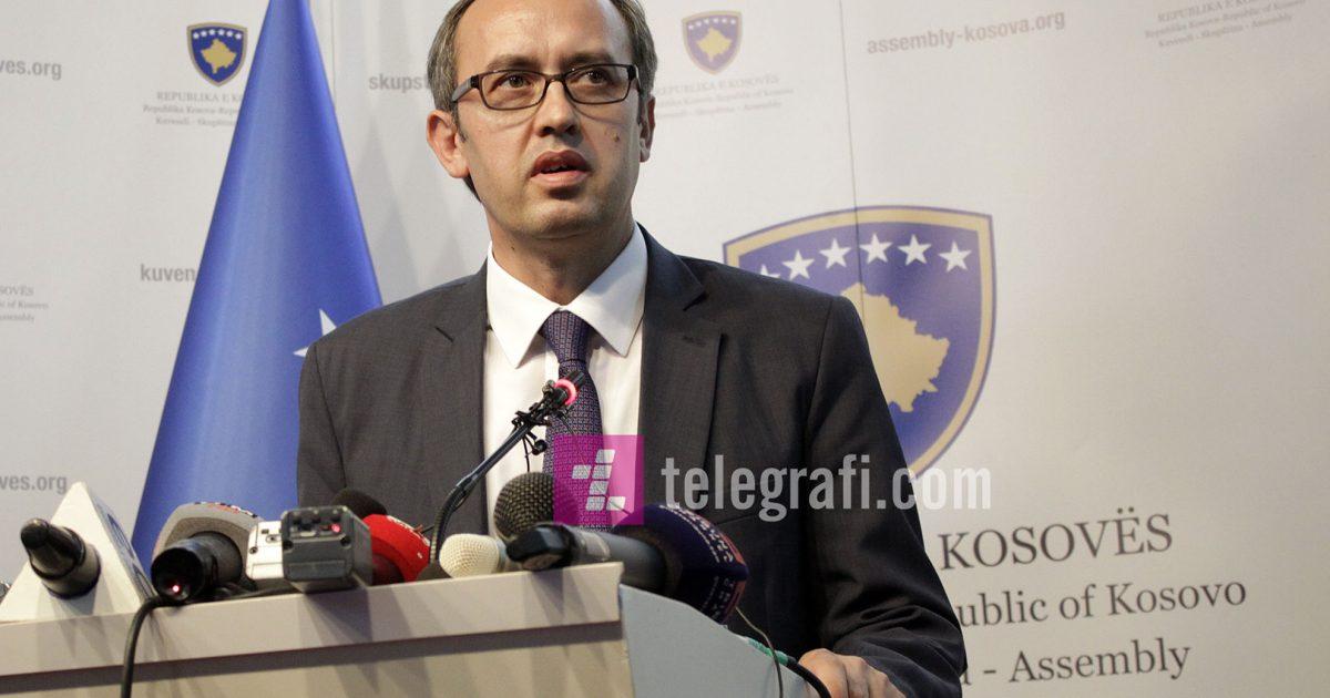 Hoti: Kujt do t'i paguhen 1.2 mil euro për anëtarësim në Interpol
