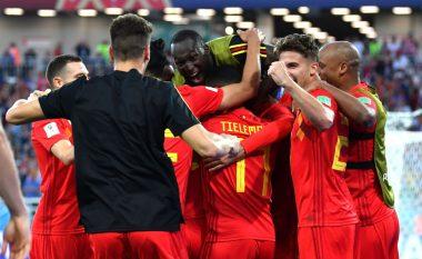 Belgjika mposht Anglinë me golin e Januzajt, belgët kalojnë grupin nga vendi i parë