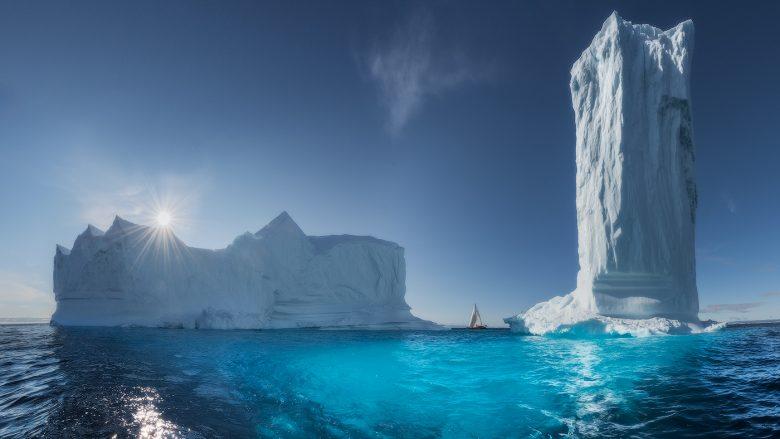 Antarktida ka humbur 3 trilionë tonë akull në 25 vjet, rritet niveli i deteve