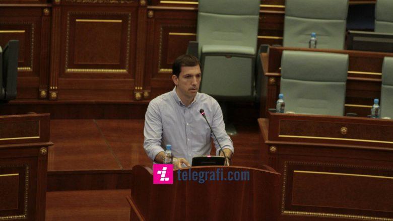 Deputeti Dardan Sejdiu