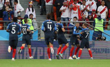Franca fiton edhe ndaj Perusë, siguron kualifikimin tutje në Kupën e Botës