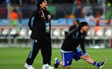 Pirlo: Messi duhet ta fitojë Kupën e Botës që të krahasohet me Maradonën