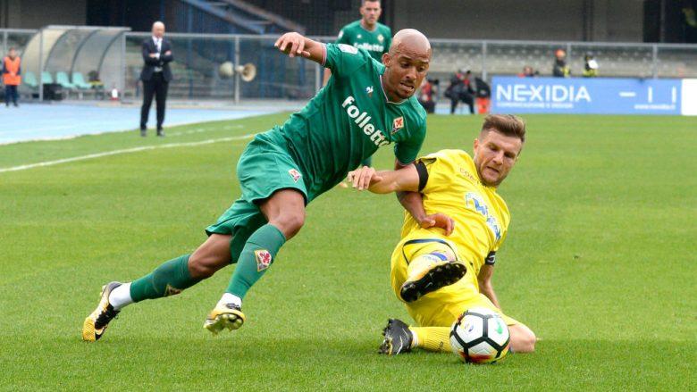 Hetemaj ndër më të kërkuarit në Serie A, gjashtë skuadra italiane pas mesfushorit shqiptar