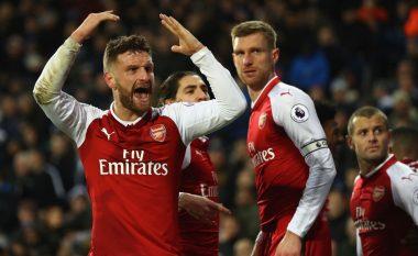 Arsenali ia cakton çmimin e largimit Mustafit, pesë skuadra të mëdha pas mbrojtësit shqiptar