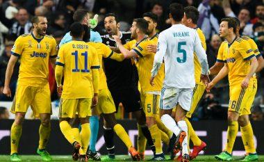 Zyrtare: UEFA dënon me tri ndeshje moslojë Buffonin