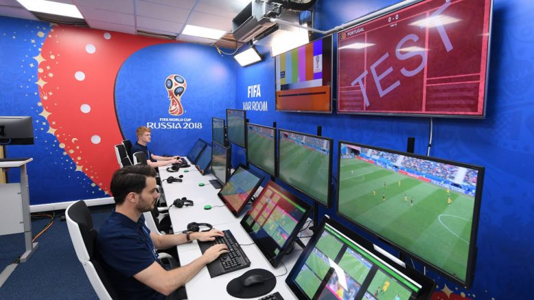 Video Assistant Referee's/Getty Images)