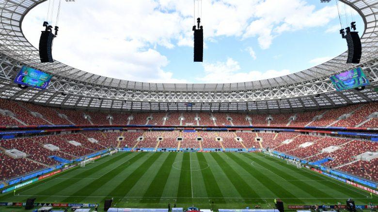 Sot fillon Kampionati Botëror, ndeshja Rusi-Arabi Saudite e bën hapjen