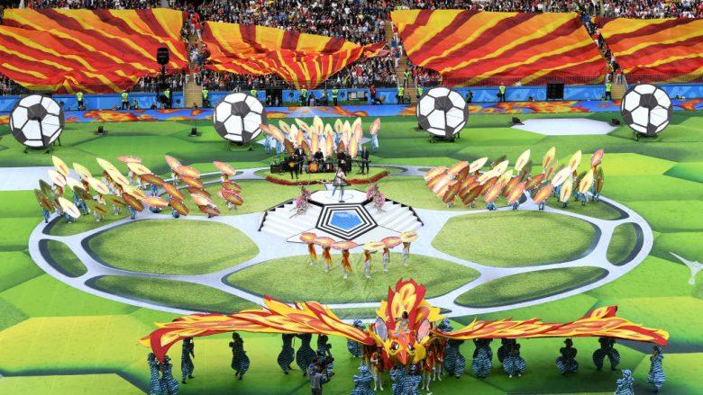 Me një shfaqje të mrekullueshme në ceremoninë hapëse, fillon Kampionati Botëror, Rusia 2018