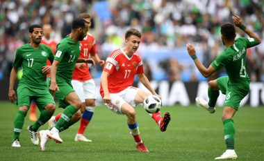 Shkëlqeu në ndeshjen hapëse me Rusinë, Juventusi bënë ofertë zyrtare për Golovin