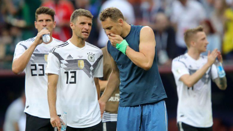 Pancerët në ankth – skenaret që mund ta çojnë Gjermaninë në shtëpi qysh të shtunën!