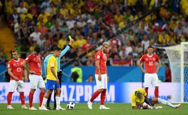 Pasi e neutralizoi Neymarin në fushë, Behrami tregon duelin me brazilianin: Bije gjithmonë në tokë, por ky është stili im