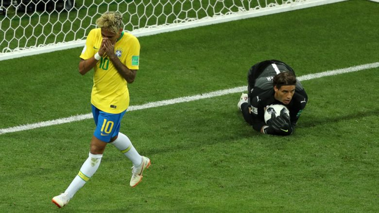 Brazili dështon në ndeshjen hapëse për herë të parë pas 30 vitesh