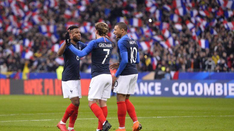 Mbappe: Griezmann është shefi i ekipit kombëtar