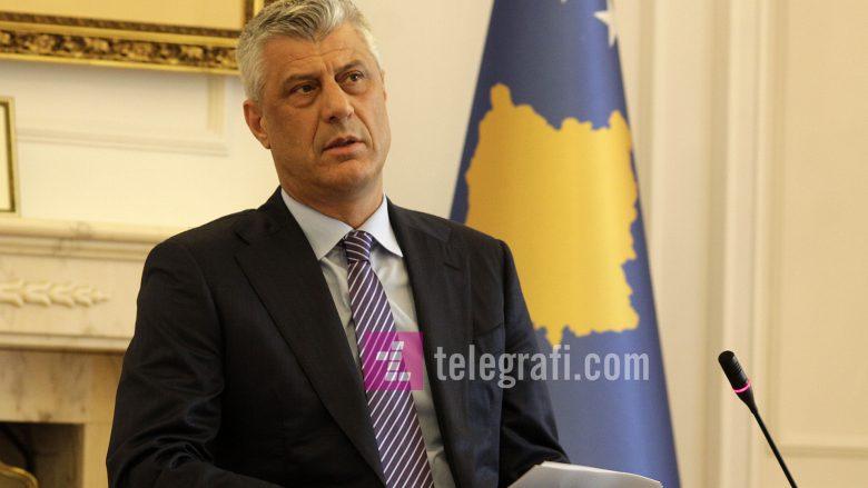 Thaçi thotë se ditëve në vijim priten lajme të mira për liberalizimin e vizave, nuk jep datë