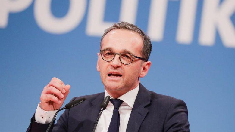 Maas pret që Kuvendi i Greqisë t'i jep dritë të gjelbërt marrëveshjes së Prespës