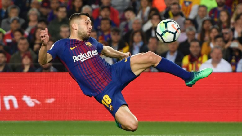 Jordi Alba (Getty Images)