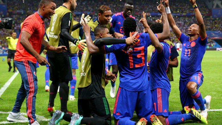Kolumbia mposht Poloninë dhe shpreson në kualifikim