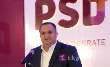 Shpend Ahmeti, bashkëkryesues i Ekipit negociator në dialogun me Serbinë