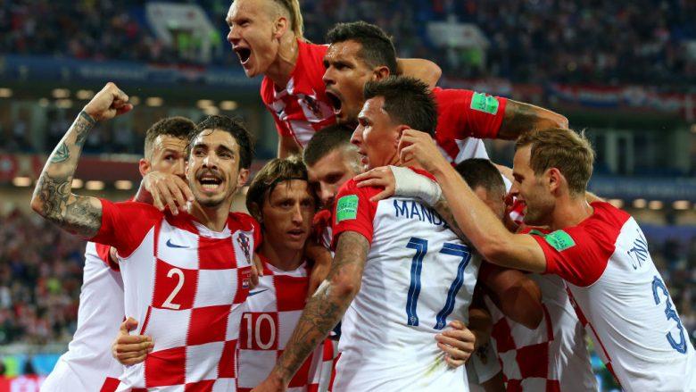 Kroacia tregon forcën ndaj Nigerisë, e nis botërorin me fitore
