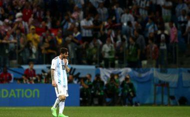 Në Argjentinë kërkohet rilargimi i Messit nga Kombëtarja