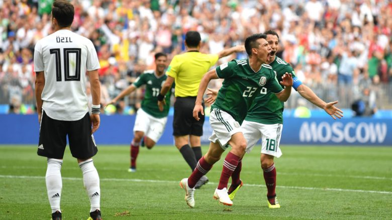 Festa e Lozanos pas golit të fitores (Getty Images)