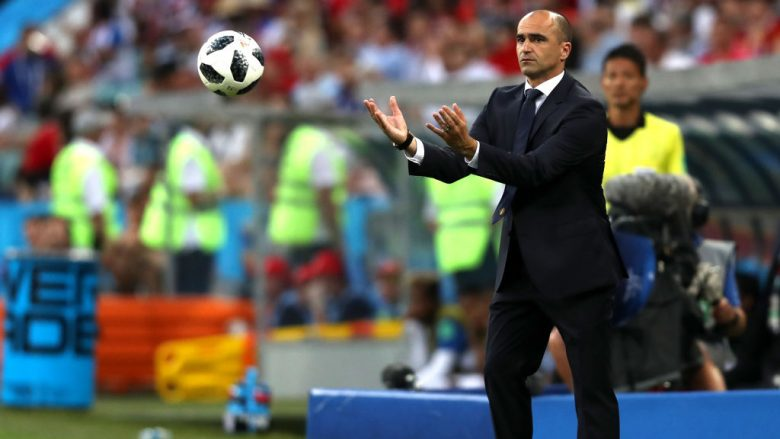 Trajneri i Belgjikës, Martinez: Jam i kënaqur me lojën e futbollistëve të mi, ishte ajo çfarë prisja