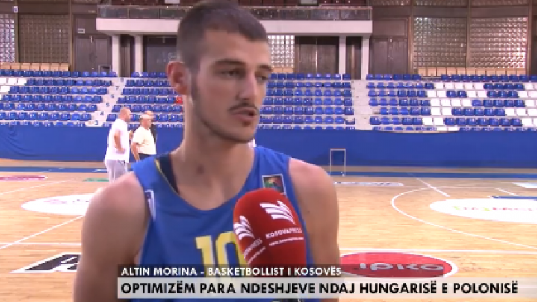 Për herë të parë ftohet në përfaqësuese, Altin Morina: Pres maksimumin e bashkëlojtarëve kundër Hungarisë dhe Polonisë