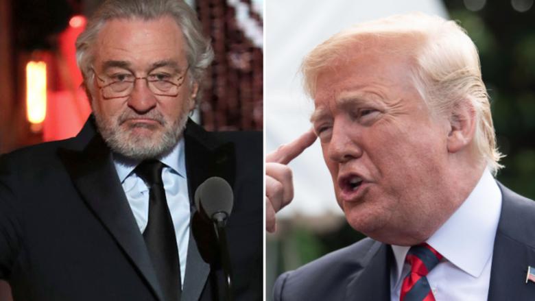 Pas takimit me diktatorin korean, Trump i përgjigjet aktorit De Niro: Zgjohu o i grushtuar