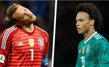 Gjermania përgatit rinovimin pas eliminimit të turpshëm – Neuer, Ozil, Khedira e Boateng jashtë, kthehet Sane e Can