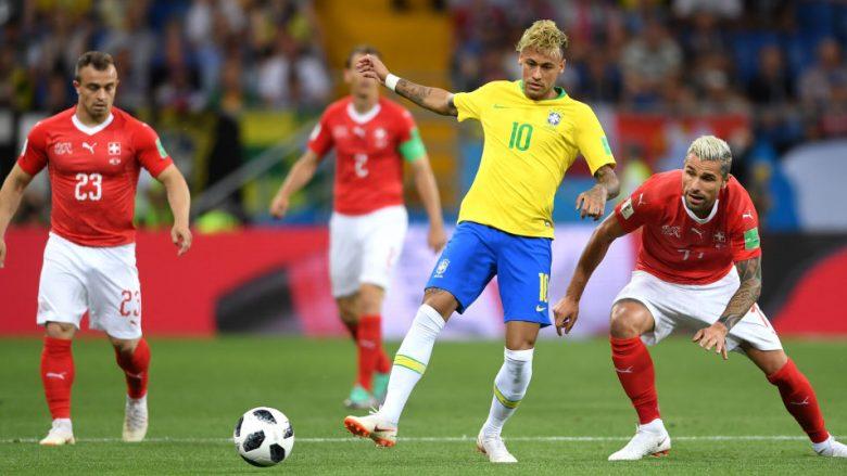 Behrami dhe Neymari gjatë një dueli (Foto: Getty Images)