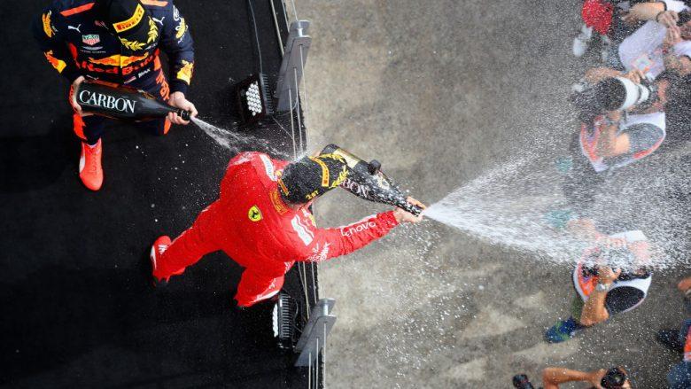 Vettel mori kreun pas triumfit në Kanada