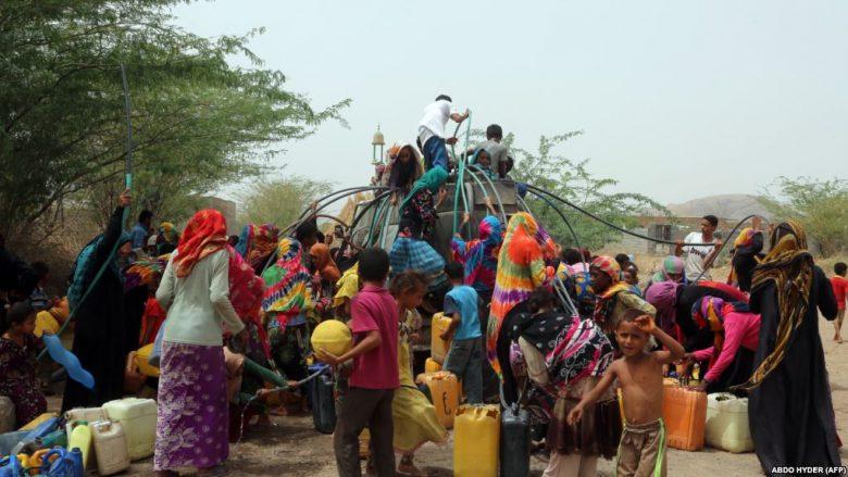 Në Jemen ka rrezik për katastrofë humanitare
