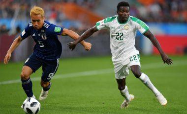 Japonia dhe Senegali ndahen baras