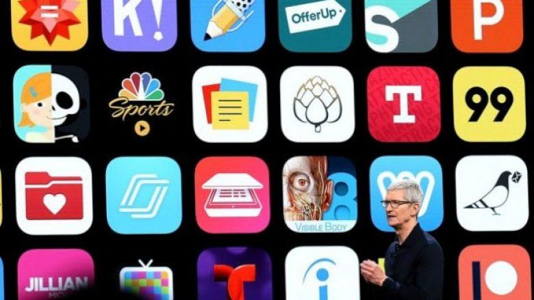 Versione të reja të aplikacioneve falas në App Store
