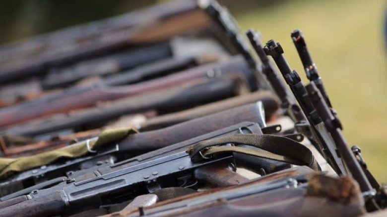 Prokuroria e Prizrenit sekuestron arsenal armësh