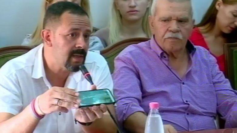 Artistët në komisionin për median, Ndrenika: Rasti i teatrit është vjedhje