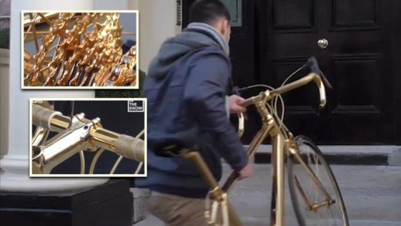 Biçikleta që kushton më shtrenjtë se një Ferrari (Video)