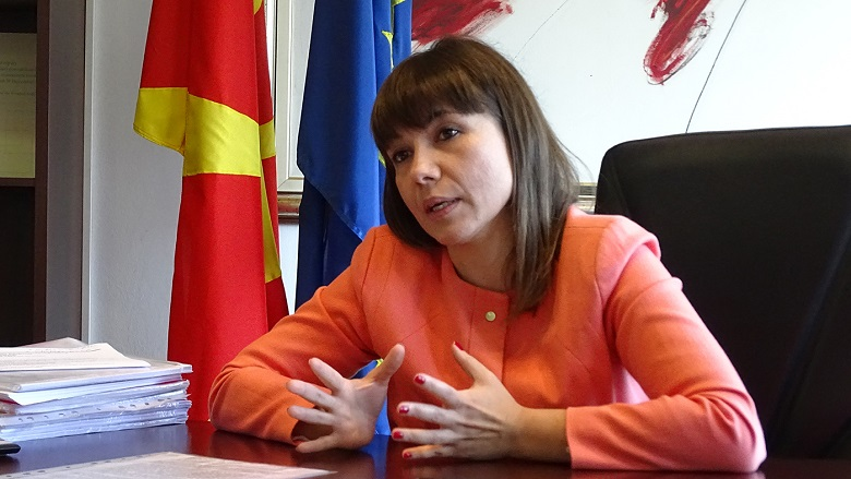 Carovska: Të hollat e ndihmës social do t'i kthejmë në tregun e punës