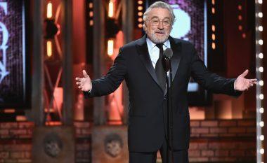 De Niro vazhdon me sharjet kundrejt Donald Trumpit