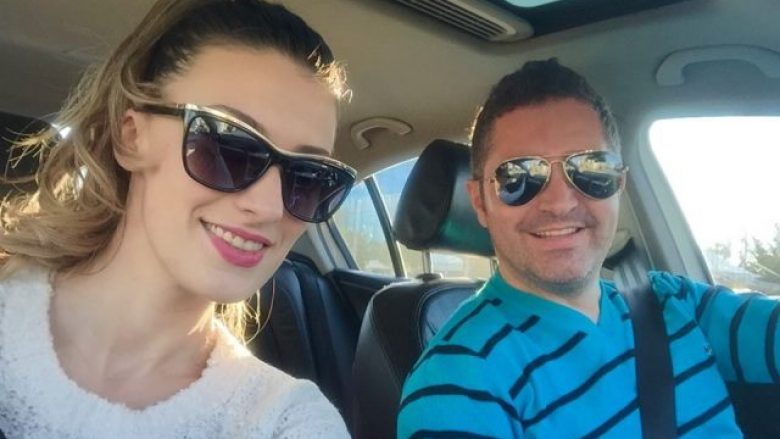 La gruan për të dashurën 17 vite më të re, Devis Xherahu flet për lidhjen me ish-Miss Shqipërinë