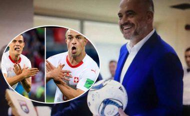 Edhe në Shqipëri fillon iniciativa për grumbullimin e parave për Xhakën e Shaqirin, kampanjës i bashkohet edhe Edi Rama