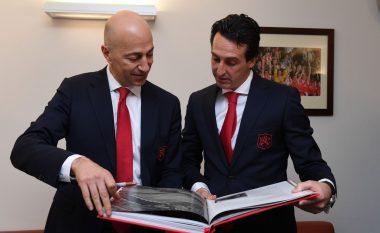 Unai Emery pret që Arsenali të nënshkruajë me tre ose katër lojtarë të shtrenjtë