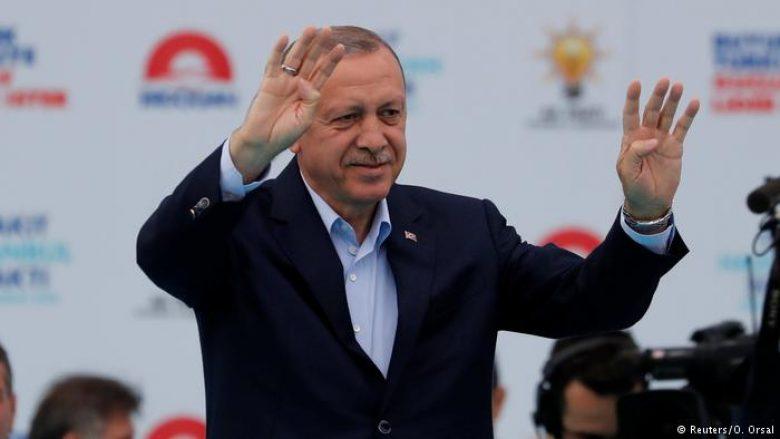Erdogan shpall fitoren, këto janë fjalët e tij