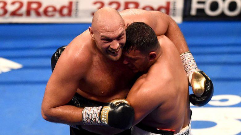 Pos në ring, rrahje kishte edhe në publik